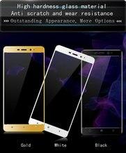 IMAK Анти-Взрыв Протектор Full Screen Для Xiaomi Redmi 4 Закаленное Протектор Экрана Стекло Для Xiaomi Redmi 4 Стеклянная Пленка Случае