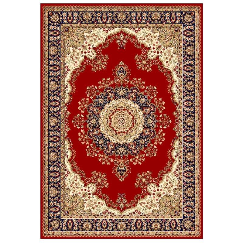 Iranien persan tapis salon canapé tapis décor à la maison chambre tapis classique personnalisé tapis de sol Table basse tapis et tapis - 4