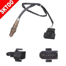 O2 oxygen sensor OE:078906265M/0258006287 /oxygen sensor in sensor is applied to AUDI A6 C52.4 VW PASSAT B5 2.8 oom 102 1 oxygen battery applied to drager mustang hamilton newport chenwei