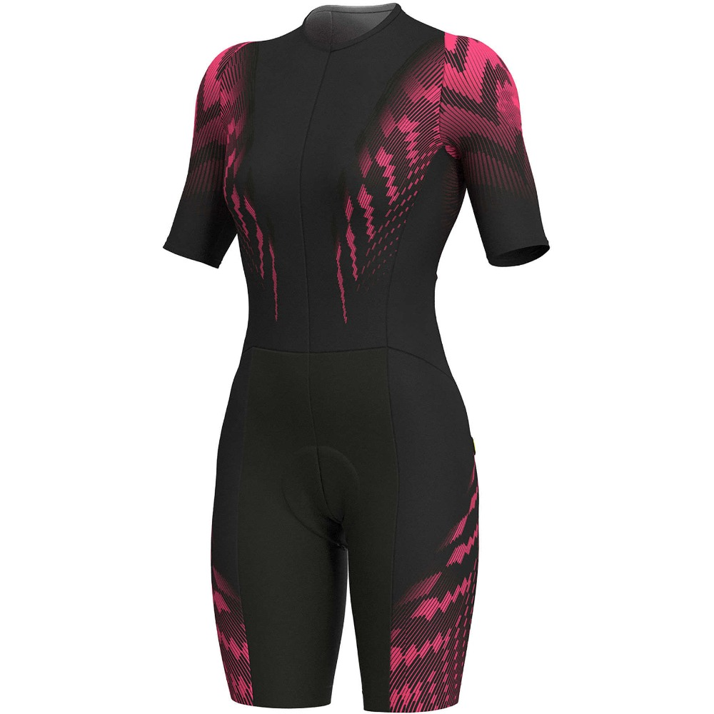 All IN ONE Summer Pro Cycling Skinsuit High Quality Triathlon Women Sports Clothing Bicycle Clothes