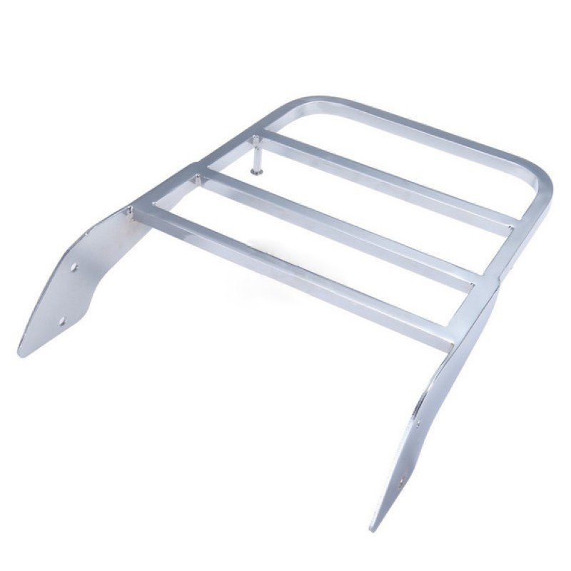 Motorcycle Sissy Bar Backrest Luggage Rack For Yamaha V-Star 400 650 <font><b>1100</b></font> Classic <font><b>XVS</b></font> 1998-2011 Dragstar <font><b>XVS</b></font> <font><b>1100</b></font> 00-11 image