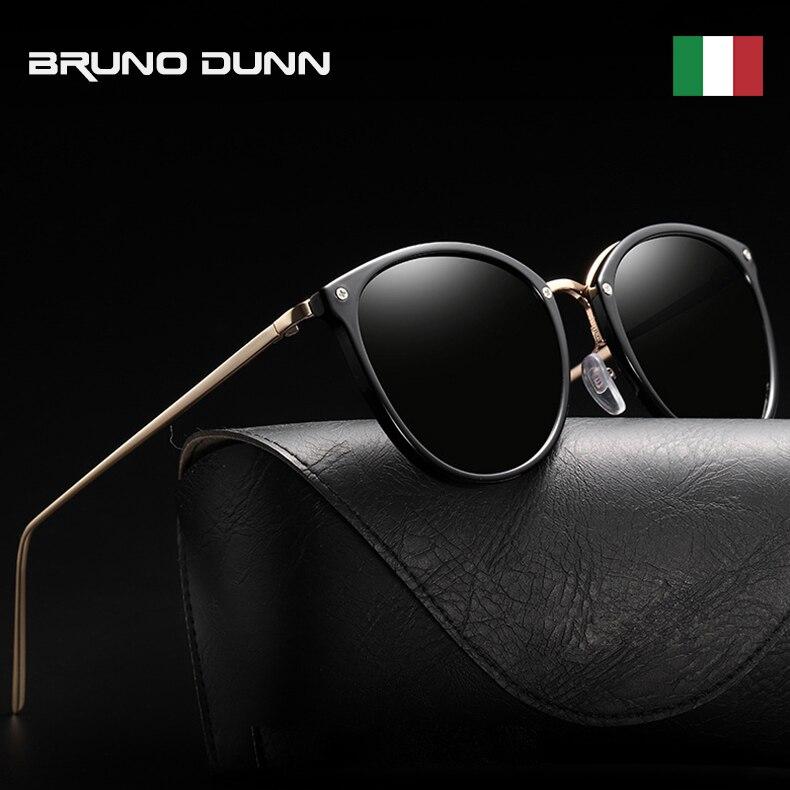 BRUNO DUNN Polarized Sunglasses Women Brand Design Sunglases 2019 Sun Glases female oculos de sol feminino lunette soleil femme