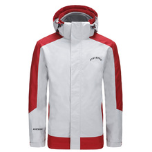 Austrugg Men 006 Ultra-light 3-point Interchange Jacket 3-in-1 Fitness Outdoor Sport Clothing