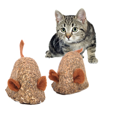 Popular Natural Catnip Toys For Cats Healthy Kitten Edible Treating Cleaning Teeth Pet Cat Mouse