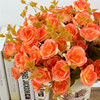 14 head Persian Rose Artificial Flowers Bouquets