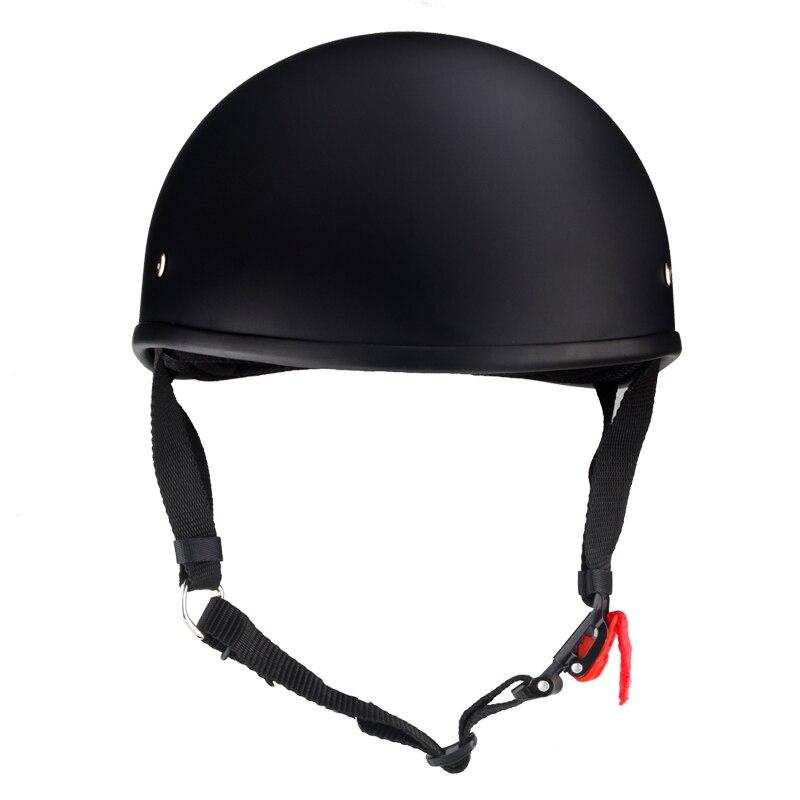 Half Motorcycle Helmet Retro