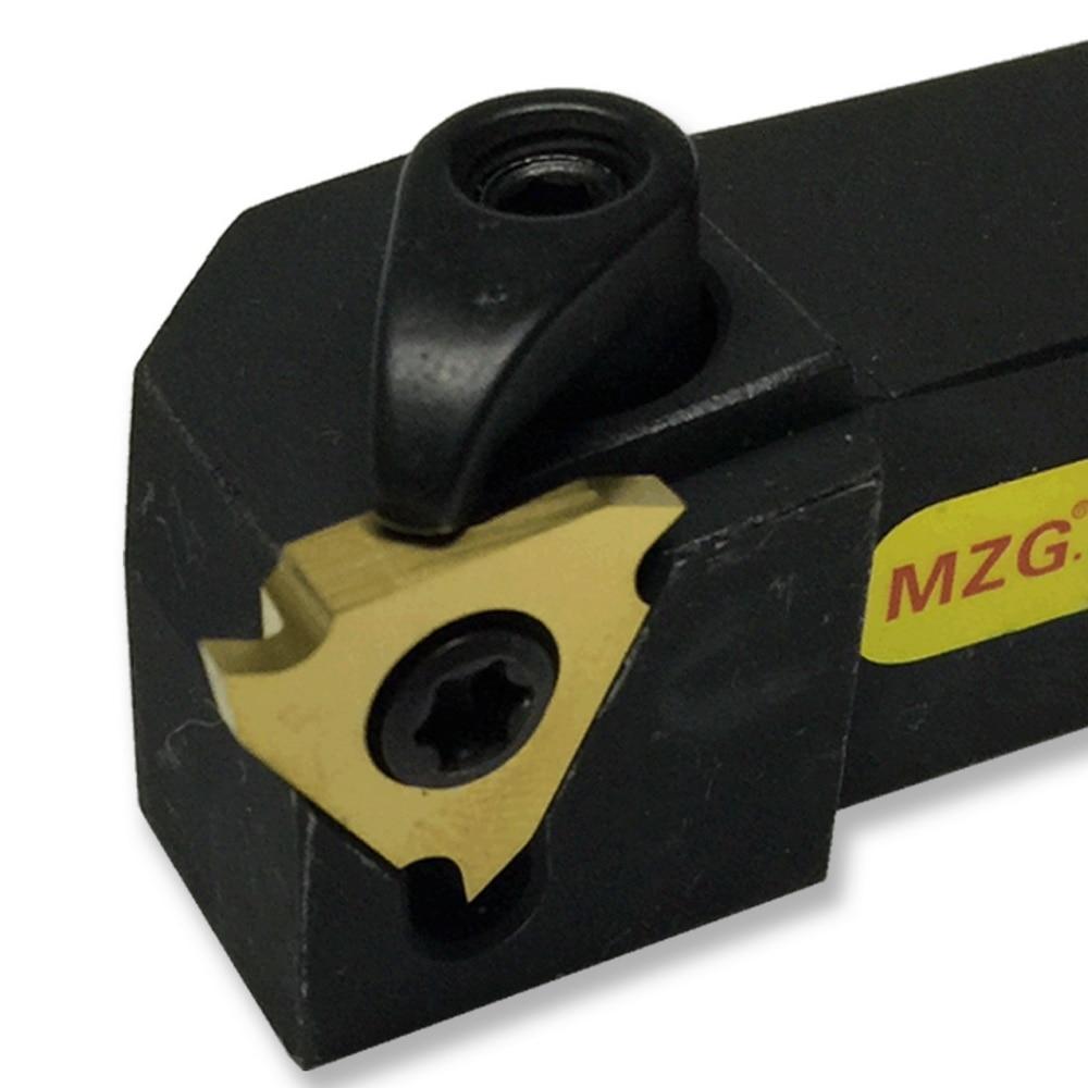 MZG CGBR1616H32 CGBR2020K32 Groove Machining Cutting