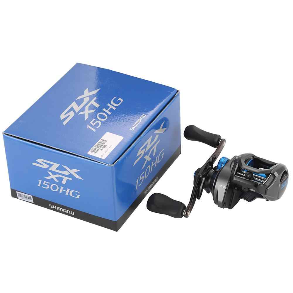 19 Shimano Slx Xt 151 150HG 151HG 151XG 150XG Baitcasting Reel Fishing Hagane Body Svs Systeem S3D Spoel Zoutwater Vissen visgerei