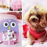 Cute !!! Children/Pet hair duckbill clip Cartoon Teddy Yorkshire Pet accessories 20pcs