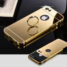 Slick Worth IPhone 6 Case Luxurious Plating Aluminum Body