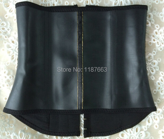 latex waist cincher 2