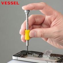 цена на Original Japan Vessel TD series Micro Screwdriver for Repairing Mobile Phone Watches Camera Glasses Ultra Precision Small Screws