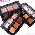 Hot !! Cream Contour Palette Kit Pro 6 Colors Concealer Makeup Palatte Concealer Face Primer For All Skin Types Naked Palette