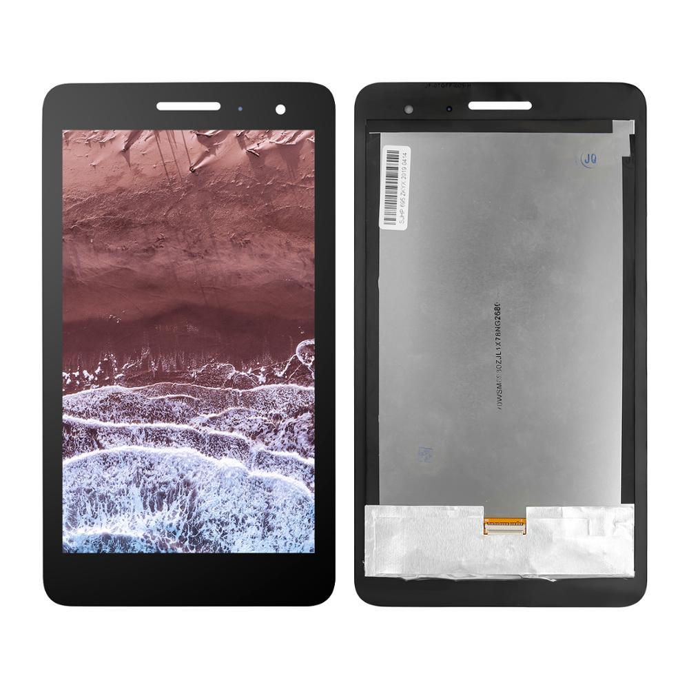 Bilgisayar ve Ofis'ten Tablet LCD'ler ve Paneller'de Yeni LCD Huawei Mediapad T2 7.0 LTE BGO DL09 BGO L03 BGO L03A LCD ekran dokunmatik ekran Digitizer cam meclisi + ücretsiz araçları