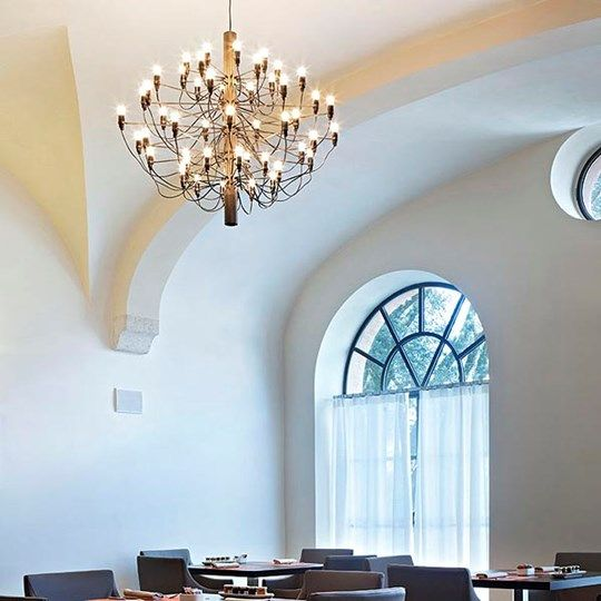 Hot Product Gino Sarfatti ontworpen 2097 Kroonluchter bollen Lichten ...