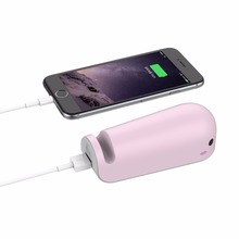 Vinsic 10050mAh Power Bank External Packup Battery Charger with Phone Holder for iPhone X 8 8 Plus Samsung Huawei Xiaomi LG HTC