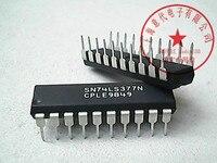10Pcs SN74LS377N 74LS377 New