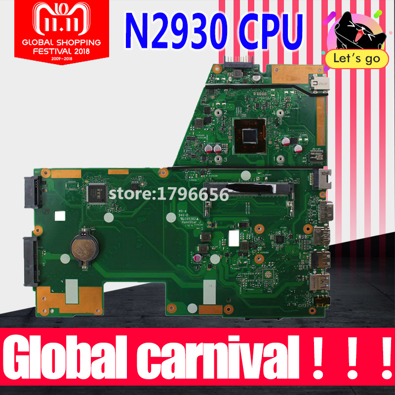 4cores N2930 1.833GHZ CPU X551MA Motherboard For ASUS F551MA X551MA D550M laptop Motherboard X551MA Mainboard X551MA Motherboard 4cores n2930 1 833ghz cpu x551ma motherboard for asus f551ma x551ma d550m laptop motherboard x551ma mainboard x551ma motherboard