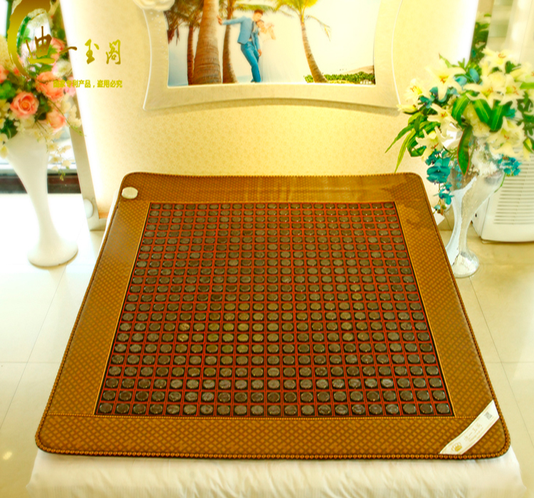 2015 Korea Infrared Magnetic Mattress Full Body Relief Jade Mattress Heat Jade Tourmaline Germanium As Seen On TV 1.0X1.9M 2016 new hottest in thailand mattress jade mattress germanium tourmaline infrared mattress with heat for sale 2015