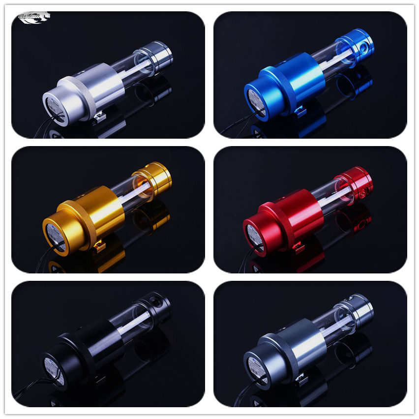 Bykski B-NWD5 + CT PWM refroidissement par eau 18 W 1100L/H D5 Kits de pompe réservoir d'eau Combo Options multicolores