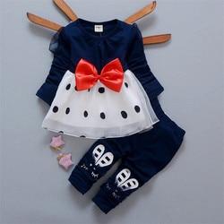 Menina da criança roupas de moda crianças conjunto saia do bebê meninas esportes terno primavera verão roupas bonito crianças roupas agasalho