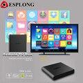 S905X T95X Smart TV Box Con Amlogic Android 6.0 TV BOX 1 GB/8 GB Quad Core WiFi IPTV Box KODI H.265 16.1 Cargado Completo Reproductor Multimedia