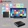 Smart T95X TV Box With Amlogic S905X Android 6.0 TV BOX 1GB 8GB Quad Core WiFi IPTV Box H.265 KODI 16.1 Full Loaded Media Player
