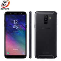 Brand new Samsung Galaxy A9 Sta r lite A6050 Mobile Phone 6.0 4GB RAM 64GB ROM Android 8.0 Dual Rear Camera Fingerprint Phone