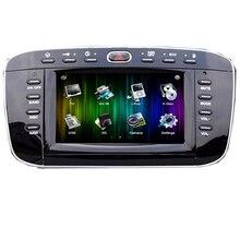 6.2 Pulgadas de Radios de los Coches fiat punto evo/Linea 2012 2013 Coche DVD Reproductor de CD con Radio de Navegación GPS Vídeo Auido USB SD Bluetooth