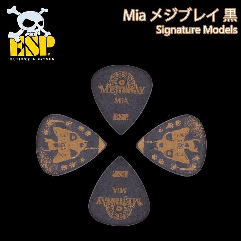 ESP Guitar Artist Pick Series PA-MMiA10 Mejibray MiA Signature Model, 1/piece