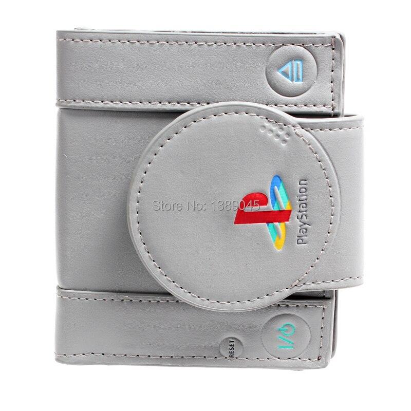 Playstation brieftasche jugend student individualität original absätze kurzen quer mode geldbörse DFT-1250