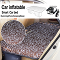 DHL Free Shipping!!!Car Inflatable Bed Car Travel Inflatable Mattress SUV Back Seat inflatable Bed (Oxford Korea Pattern)