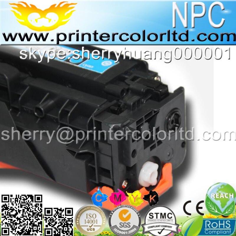 ФОТО On Sale TONER CARTRIDGE FOR HP CF210A CF211A CF212A CF213A 131A FULL FOR HP COLOR LASERJET 200 M251NW M251MFP M276NW PRINTER