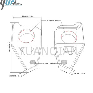 Image 5 - 오토바이 액세서리 체인 조절기 텐셔너 체인 조절기 yamaha fz8 tmax 530 tmax 530 12 15 fz1 yzf r1 cnc