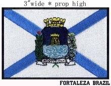Fortaleza, brasil bandeira 3
