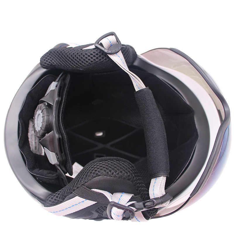 Goexplore лучший горнолыжный шлем 2021 для взрослых и детей Спорт на открытом воздухе светильник Безопасность шлем с козырьком скейтборд для катания на сноуборде по мотивам фильма Снежная шлем