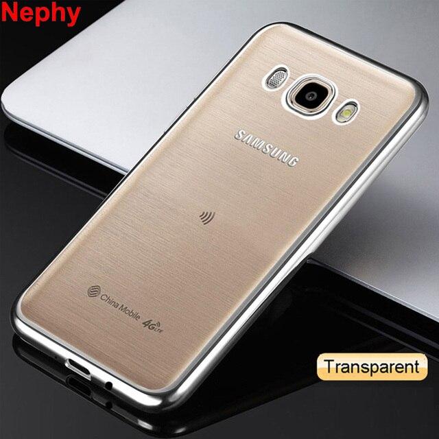 603e07798bd Nephy para Samsung Galaxy J5 J7 2016 J 5 7 Duos J510FN J710FN del caso del