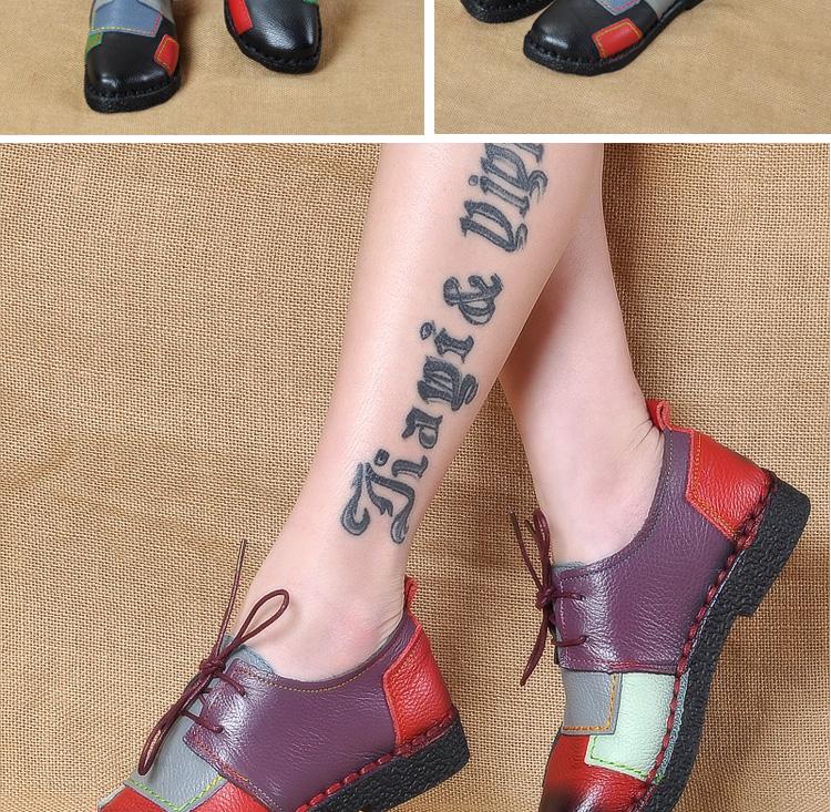HTB1WHZsRpXXXXXdaFXXq6xXFXXXO - Women's Handmade Genuine Leather Flat Lace Shoes-Women's Handmade Genuine Leather Flat Lace Shoes