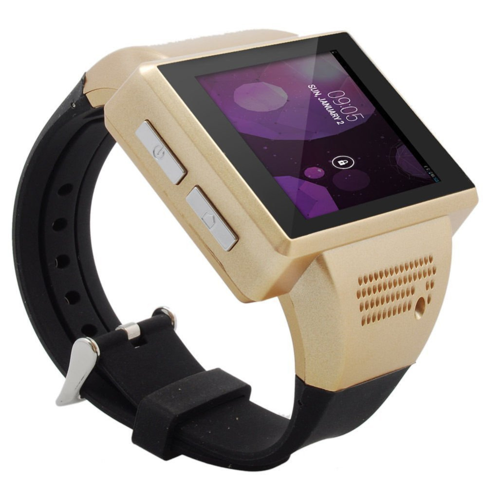 Android Smart Watch Phone 2 0 Inch Touch Screen Watch Mobile Phone 2 0 MP WiFi