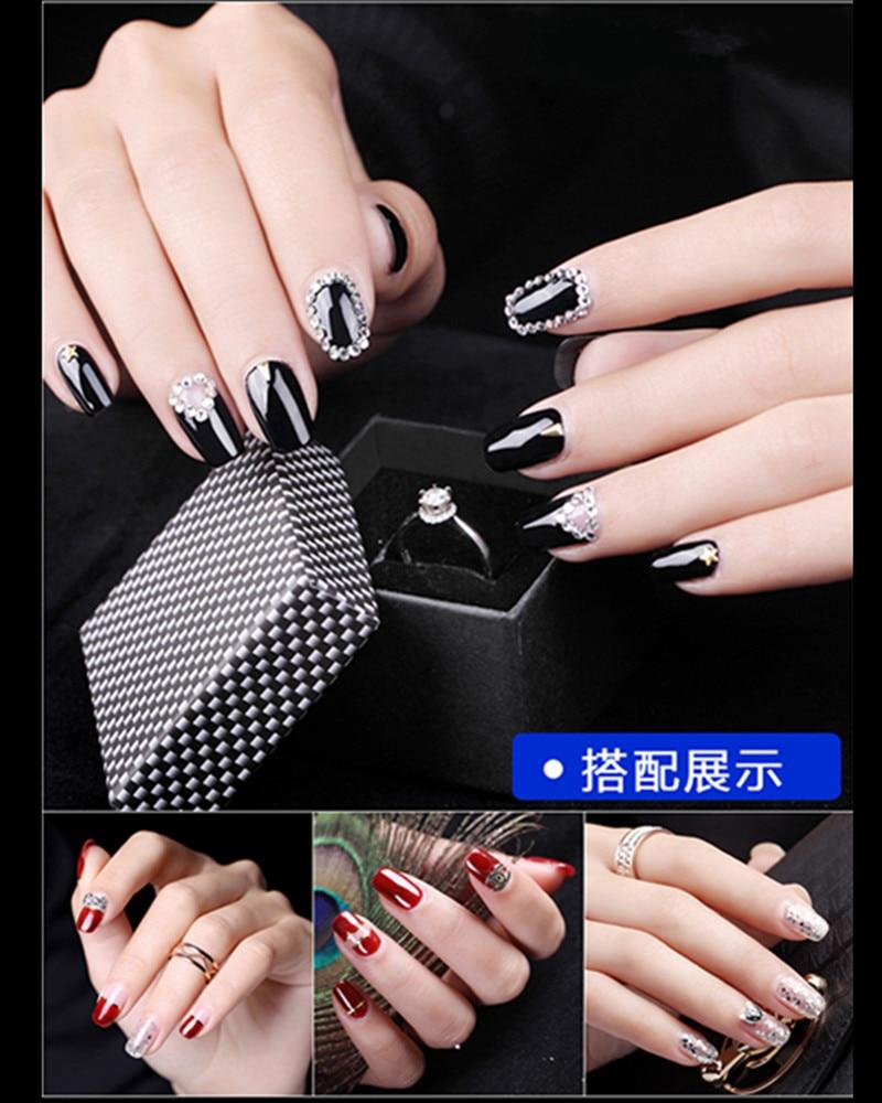 Nagel diamanten Nail Art Decorations Acryl Diamant Vormen Nail ...
