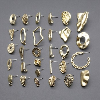 Earrings Studs Accessories Jewelry Findings & Components