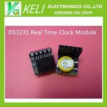 Бесплатная доставка 10 ШТ. DS3231 Часы Реального Времени Модуль forarduino 3.3 В/5 В с батареей Для Raspberry Pi новый оригинальный