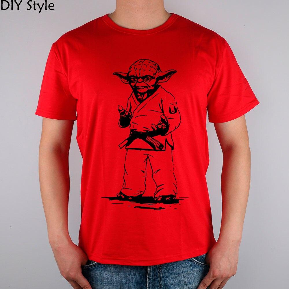 STAR WARS yoda JUDO JIU JITSU T-shirt Κορυφαία λουράκι - Ανδρικός ρουχισμός - Φωτογραφία 6