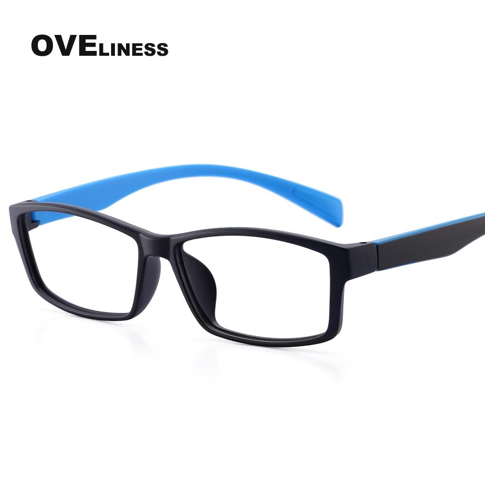 TR90 Brillenfassungen Frauen Männer Optische Klare Linse Lesebrillen - Bekleidungszubehör - Foto 4