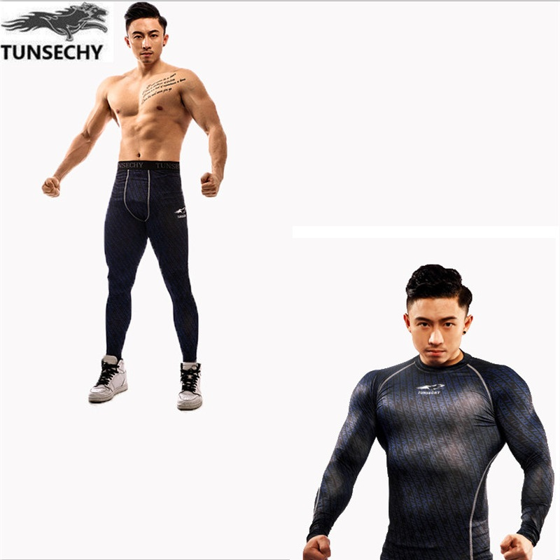 56b25b17e0 Top quality new roupa interior térmica conjuntos de underwear compressão  velo térmico de secagem rápida do suor dos homens roupa interior dos homens  de ...