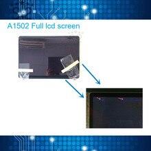 Используется оригинальный A1502 ЖК дисплей экран сборки для Macbook Pro retina 13 «полный 2013 2014 2015
