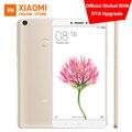 """Оригинал Xiaomi Mi Max Pro Prime 6.44 """"мобильный Телефон 4 ГБ RAM 128 ГБ Snapdragon 652 Окта основные 1080 P 16MP Отпечатков Пальцев ID 4850 мАч"""