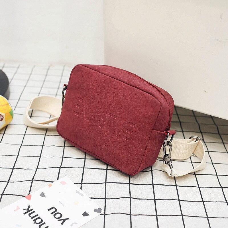 Daily Mini Flap Women Leather Messenger Bag Small Shoulder Bag Lady Handbag purse Crossbody Cross Body Bag For Travel bolsos 3