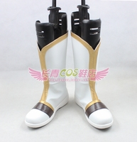 Galaxy Angel Mint Blancmanche Cosplay Shoes Boots C006