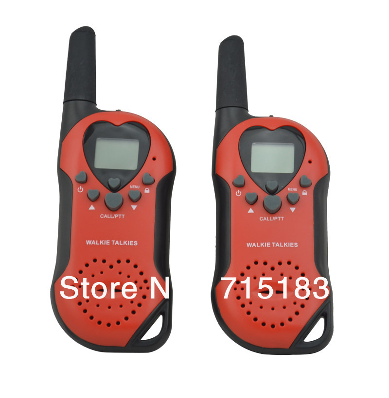 22 Channels Monitor Function Mini Walkie Talkie Pair Travel T6 Two Way Radio Intercom,toy Walkie Talkie Free Shipping+Retail Box